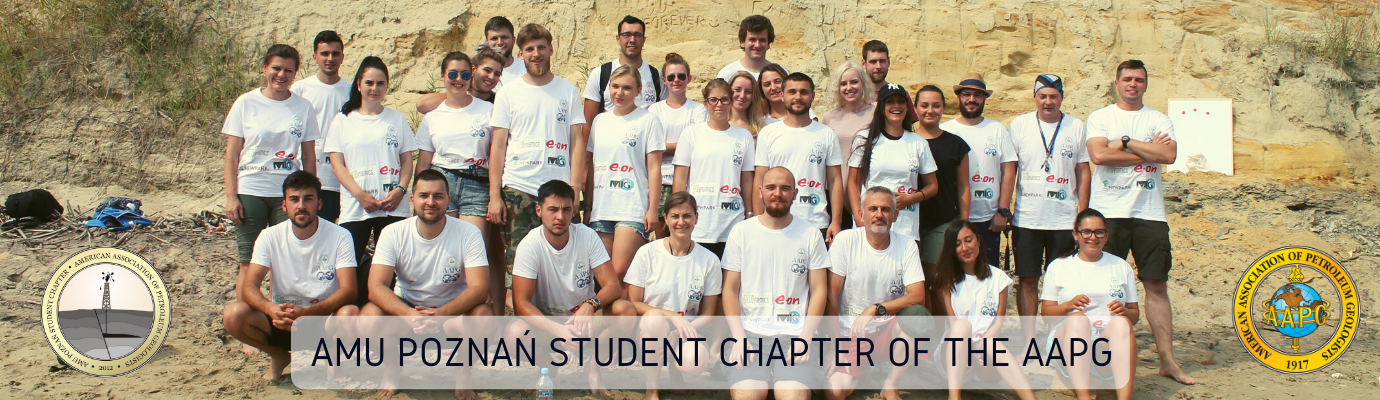AMU Poznań Student Chapter of the AAPG